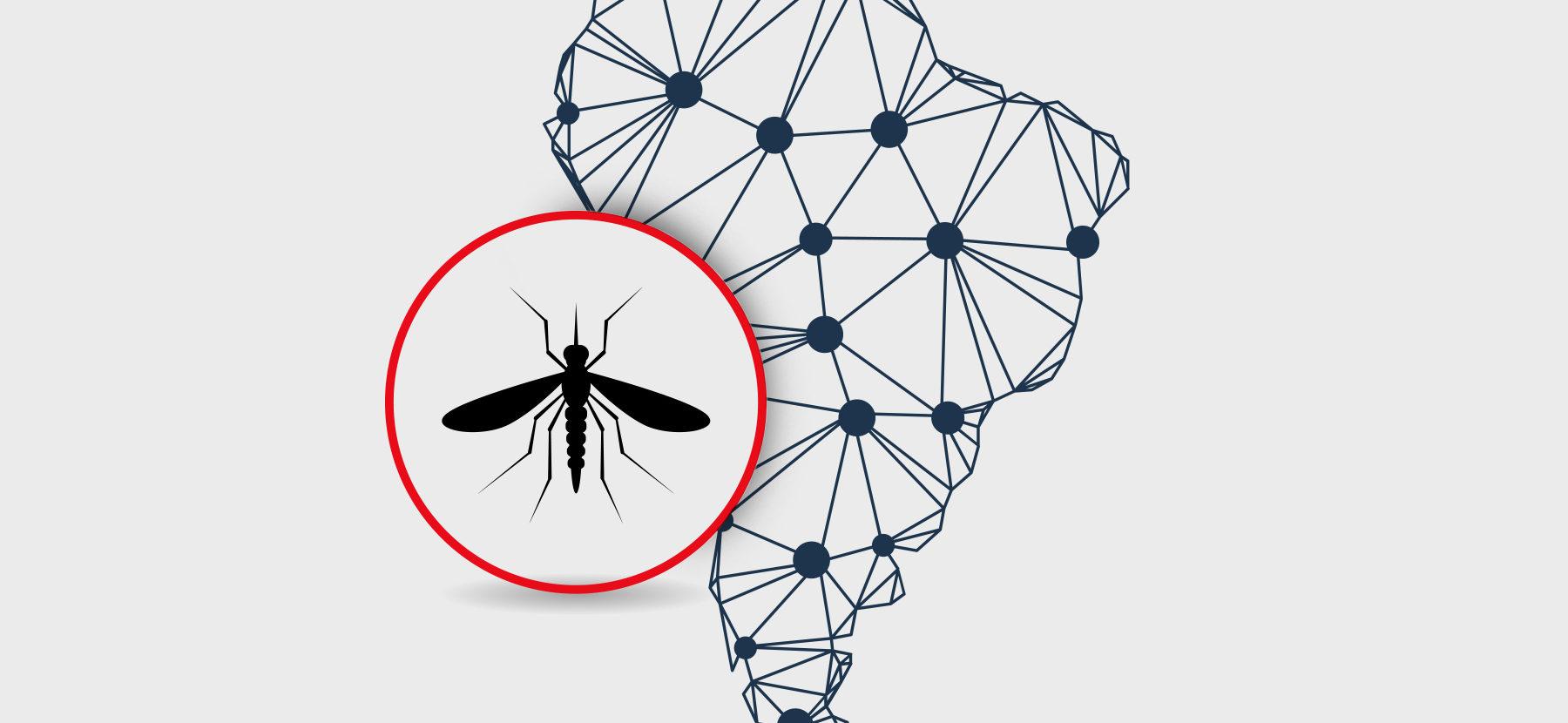 Aquecimento global aumenta de casos de dengue América Latina