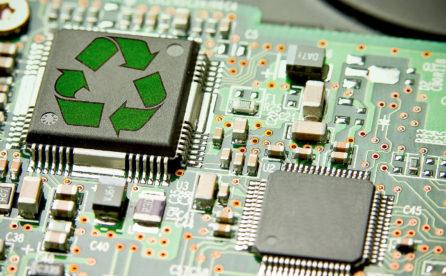 Pesquisadores brasileiros criam tecnologia para extrair metais preciosos de lixo eletrônico