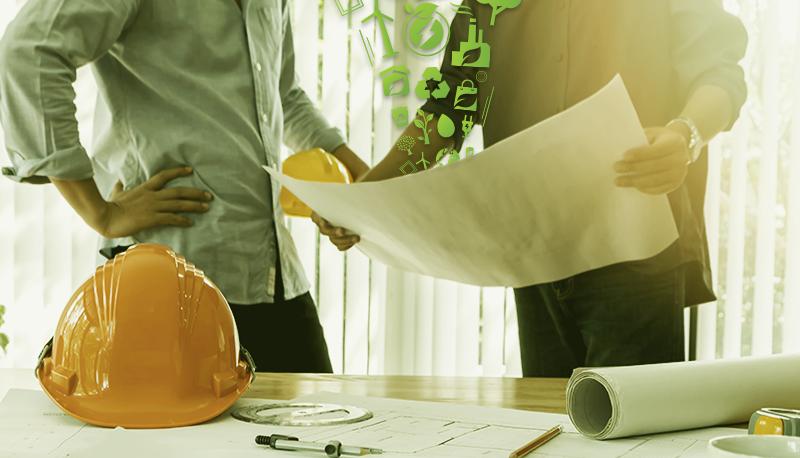 Construção Verde: um futuro promissor!