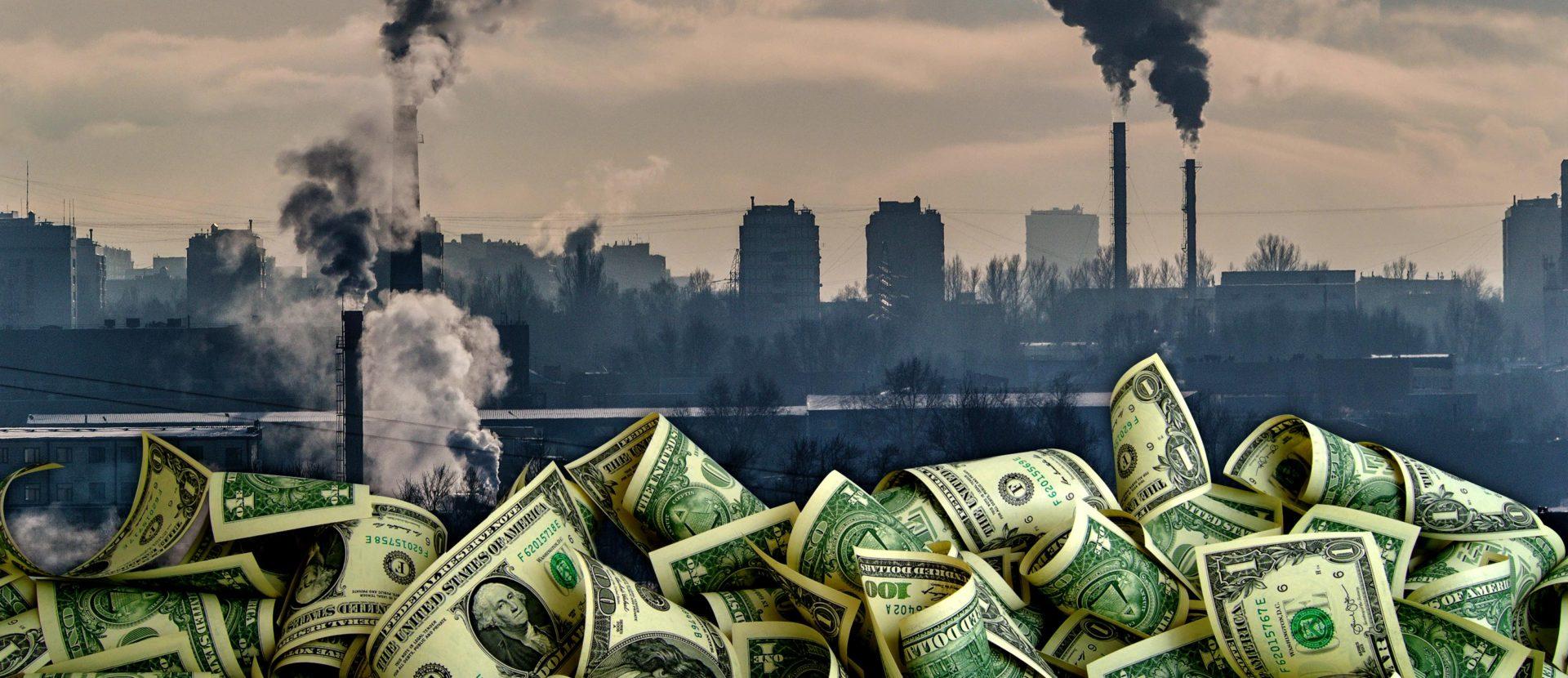 Mudanças climáticas: um preço alto a se pagar