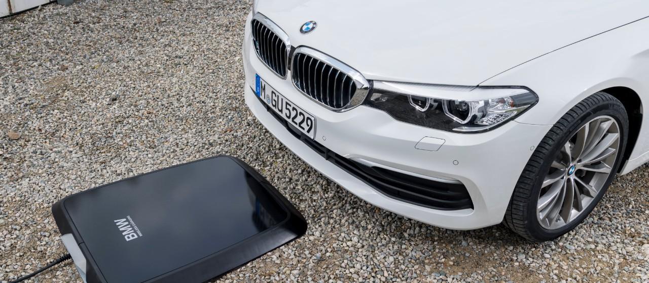 Carro elétrico sem fio é estímulo para adoção de energia limpa