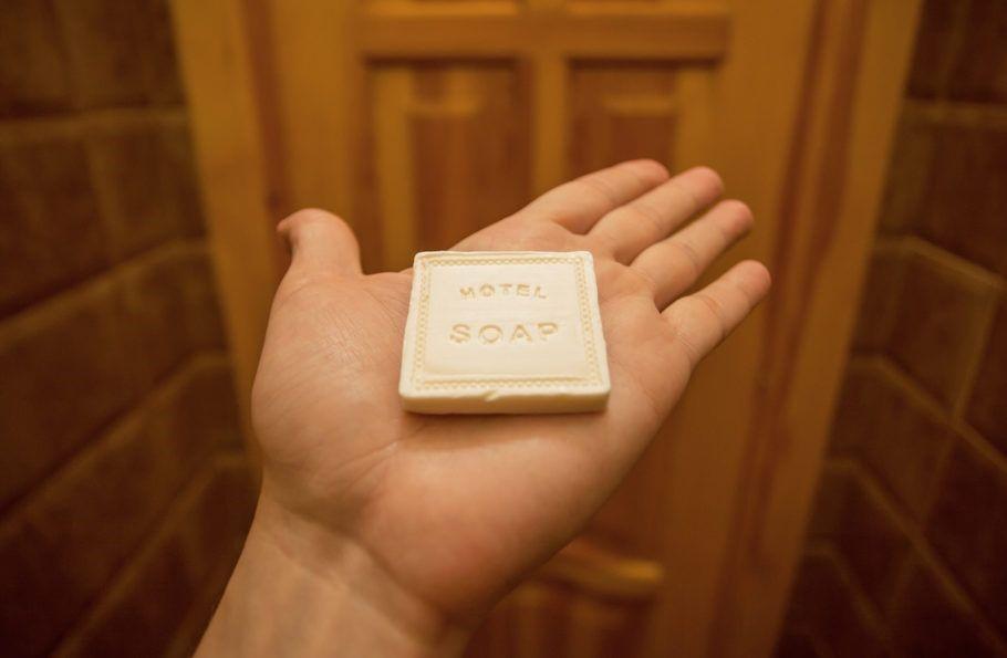 Hotéis adotam reciclagem de sabonetes como ação socioambiental